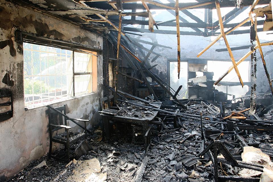 Fire Damage images